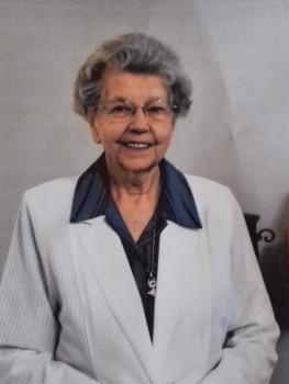 Portrait de Thérèse Potvin